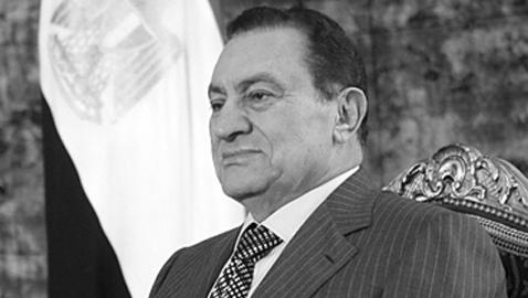 """20-6-2012, Mubarak """"clinicamente morto"""""""