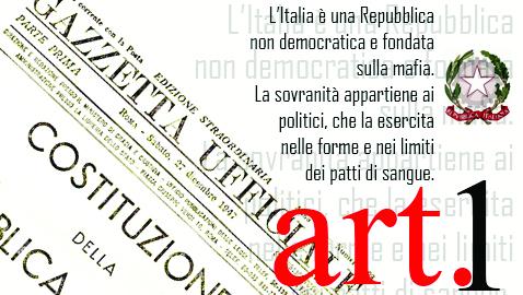 Perchè lo Stato italiano scende a patti con la mafia?