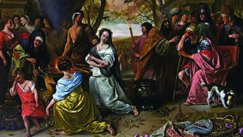 tarantismo e mitologia