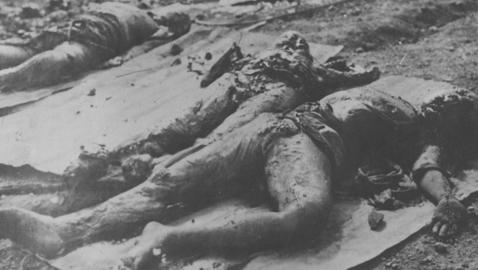effetti della bomba atomica