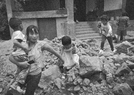 Cina: frana colpisce una scuola, 18 bambini sepolti vivi