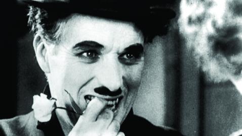 Il dipartito di Natale, Charlie Chaplin
