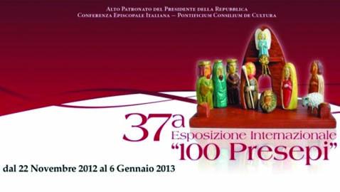 A Roma arrivano i 100 Presepi