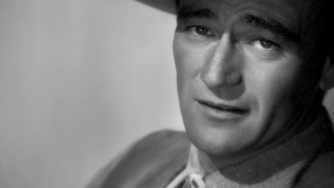 """""""L'omicidio"""" di John Wayne"""