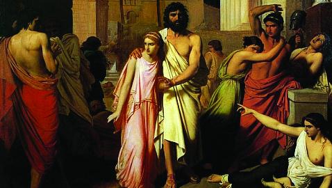 Una guerra fratricida: la storia di Antigone