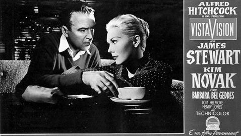 La donna che visse due volte (Alfred Hitchcock, 1958)