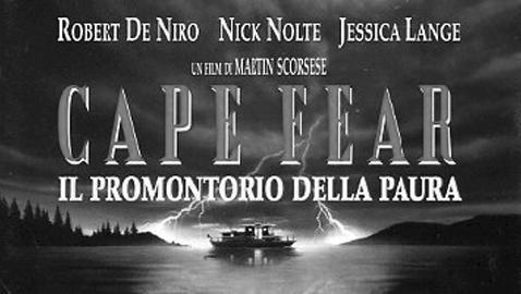 Cape Fear – Il promontorio della paura (Martin Scorsese, 1991)