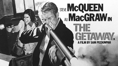 Getaway, il rapinatore solitario (Sam Peckinpah, 1972)