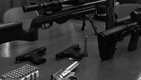 """""""Operazione Griso"""": la nuova frontiera del traffico di armi in Italia"""