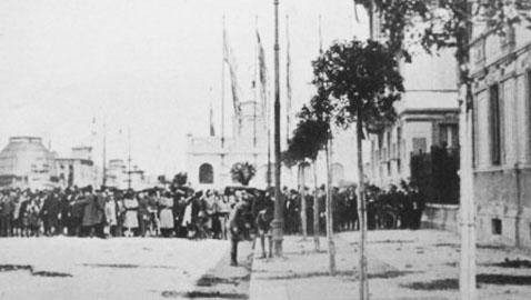 Sepolta nel silenzio. La strage di Milano del 1928