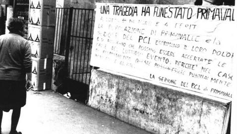 16 aprile 1973-2013. Rogo di Primavalle, 40 anni dopo
