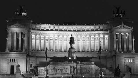 Progetti romani: il nuovo look che inizia dalla Capitale