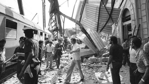 La strage di Bologna, 33 anni dopo tra eversivi di destra e di sinistra