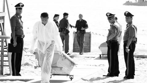 Corpi sulla spiaggia: sei migranti morti a Catania