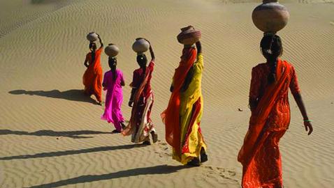 Il Governo indiano apre la banca delle donne