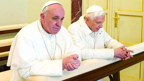 Benedetto XVI-missione compiuta