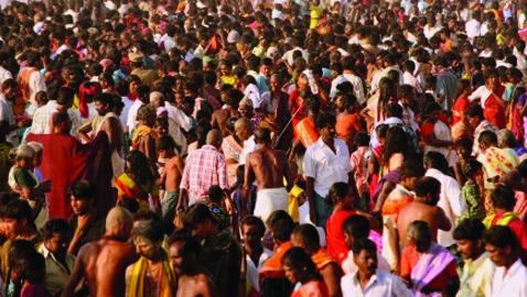 india popolazione