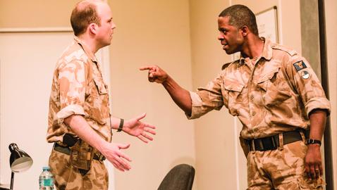 In Afghanistan mandiamoci Otello