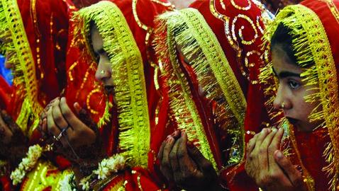 Morire a 8 anni dopo nozze. Cultura o errore?