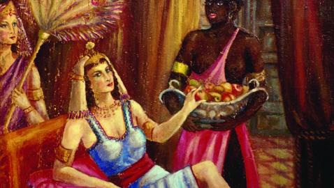 La nascita del gossip fu grazie a Cleopatra