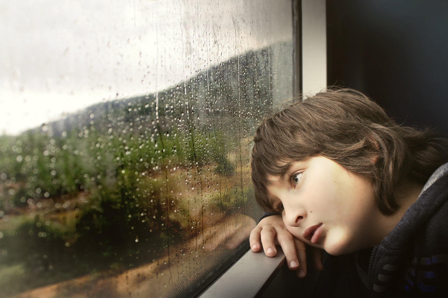 rain-kid