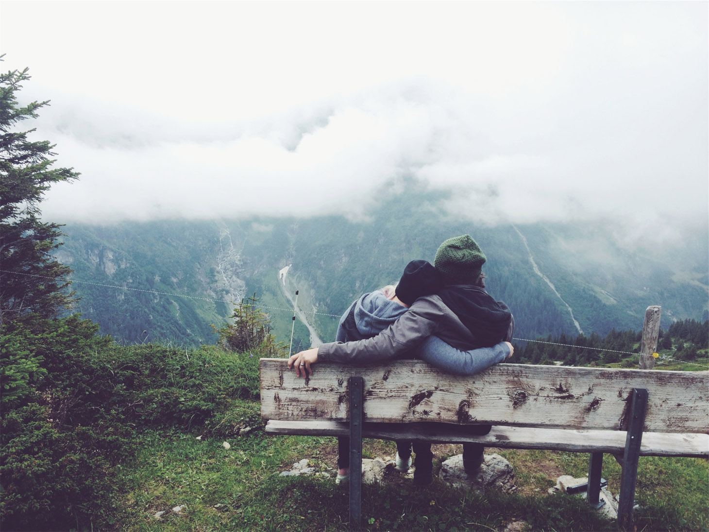 mountain-couple