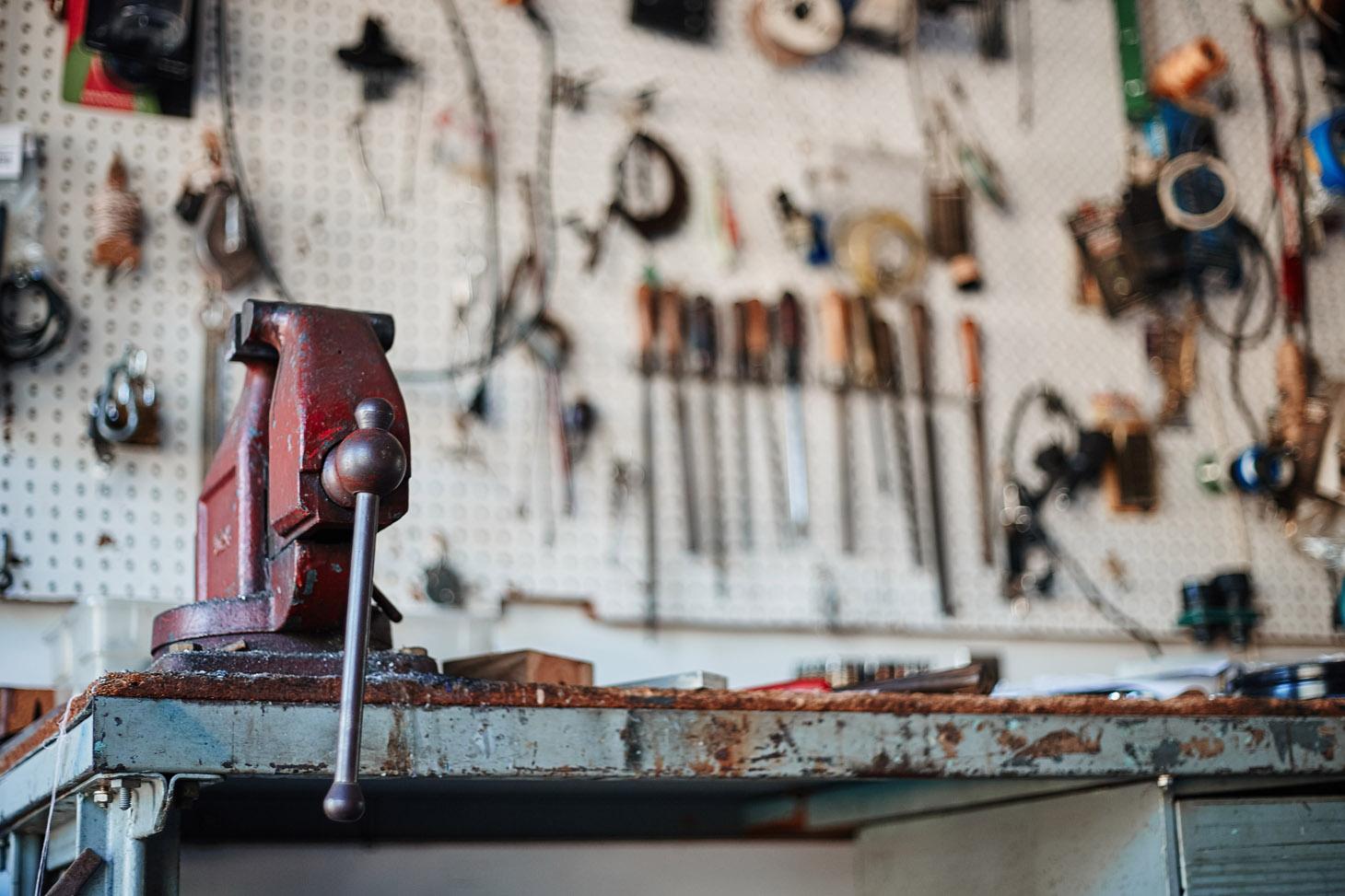 work-tools-garage